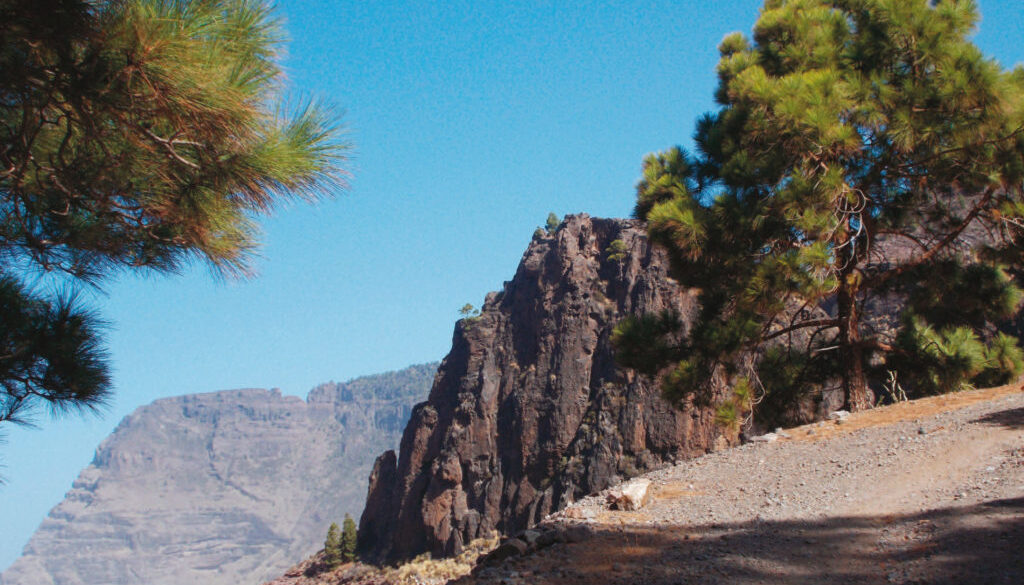 Tamadaba-Gebiet Gran Canaria